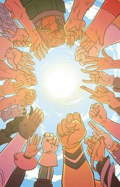 Sun for All, text, My Hero Academia characters, hands; My Hero Academia My Hero Academia Episodes, My Hero Academia Memes, Hero Academia Characters, M Anime, Fanarts Anime, Anime Guys, Boku No Hero Academia, My Hero Academia Manga, Hero Wallpaper