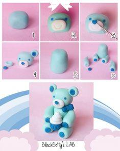 10Ideas demodelado con plastilina para tiytus niños
