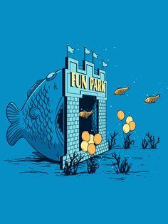 """""""Fun Trap"""" by Chow Hon Lam"""
