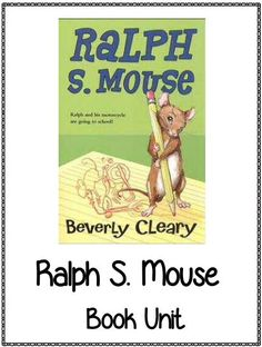 Christian Home School Hub - Beverly Cleary Books Downloads Resources