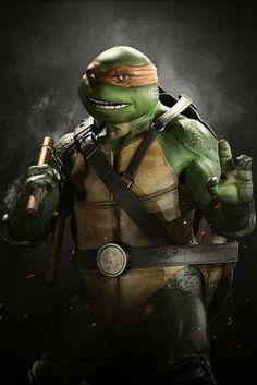 Injustice 2, Ninja Turtles Art, Teenage Mutant Ninja Turtles, Mortal Kombat, Bane Batman, Tmnt Mikey, Avengers, Fanart, Comic Character
