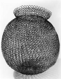 imogen cunningham Ruth Asawa's Wire Sculpture, 1954