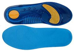 Pro11 Professional Series Sports walking orthotic insoles with shock absorbent Metatarsal and heel pad for plantar fasciitis (7-9) Pro11 Wellbeing http://www.amazon.co.uk/dp/B00RPORLRE/ref=cm_sw_r_pi_dp_iFkrwb0A1JW61