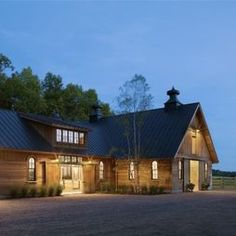 Garage And Shed Barn House