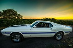 Muscle car HOTNESS right here folks! Click to check out this 1970 Shelby GT350. You won't be disappointed...