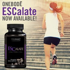 Escalate your life! Increase energy and mental focus/clarity naturally by giving your body the supporting nutrients it needs during times of high stress, mood swings, brain fog and exhaustion. Escalate supports healthy brain function and energy using a B vitamin complex that helps your body convert the foods you eat into cellular energy. This means your body gets the boost you need without the jitters, withdrawals or addiction that stimulants like caffeine and sugars can produce.