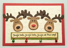Collectable Die Set - Eline's Reindeer