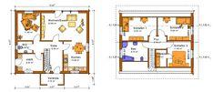 Grundfläche: 89 m² Grundriss drucken