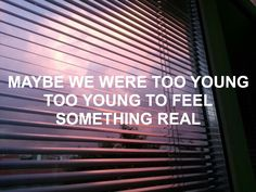 Something Real // Blackbear
