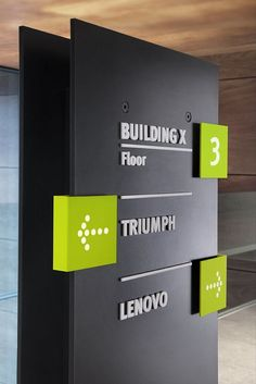 Segreen Business Park - Wayfinding & Signage | Lombardini22 | Flickr