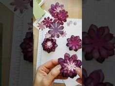 Stampin' UP!'s Oh, So Succulent Flower Pot Card - YouTube