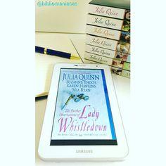 Bibliomaníacas (@bibliomaniacas): The Further Observations of Lady Whistledown