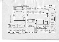 1st floor diagram-Albert Lea High School