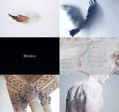 Greek Gods and their Roman counterparts | Hermes & Mercury 1/2