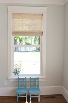 Caitlin Creer Interiors: Spring Lane Family Room. Window trim