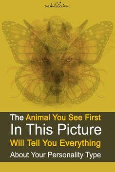 The Animal You See First in This Picture Will Tell You Everything About Your Personality Type - The Minds Journal