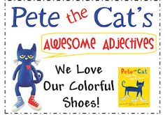 Pete the Cat Pack - Free Download!