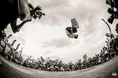 Pedro Barros | Vans Bowl-a-Rama NYC 2012 | photo: Aaron Smith