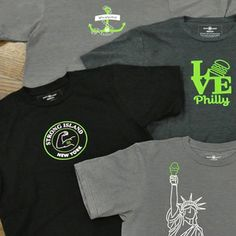 Get all the same gear sold in each Shack, as well as limited edition items exclusively available right here. Represent!