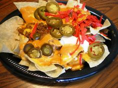 Volcano Nachos from Taco Bell Food Picture - Food Picture
