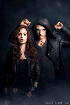 The Mortal Instruments: City of Bones - Clary and Jace