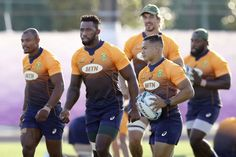 Springboks switch things up, pick hooker Brits at No. Siya Kolisi, Go Bokke, World Cup Games, World Cup Match, Super Rugby, Hansen Is, Back Row, All Blacks, Rugby World Cup