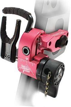 QAD Ultra Rest Pro HDX Pink RH by Quality Archery Designs