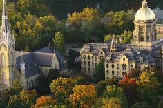 University of Notre Dame, South Bend