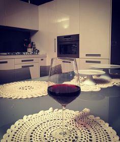 Barbera d'Asti. #red  #wine #centrini #uncinetto