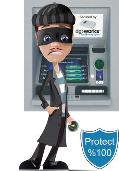 All About Skimming How is the fraud performed? Card information in the magnetic surface of the debit card is stolen using skimming devices. Furthermore card passwords are also taken through special mini-cameras or keyboards. Firstly, fake bank cards is prepared using this information and then withdrawals from ATMs is performed by using passwords.   https://www.antiskimmingsystem.com/#!/AboutSkimming