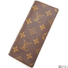 2c0f0fe609e Auth Louis Vuitton Eyeglass Case Monogram Etui Lunettes M62962