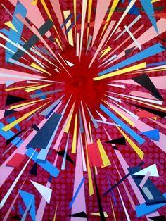 "Saatchi Online Artist Yann Aubertin; Painting, ""Autoportrait"" #art"