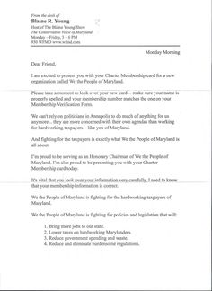Non profit Fundraising Letter - writing fundraising letters is one ...