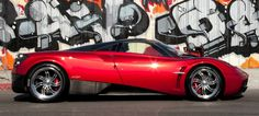 The Pagani Huayra Is Sold Out