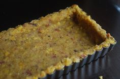 Always Order Dessert: Savory Braised Pork Tart with Puerto Rican Mofongo Crust -- Food Blog and Recipes
