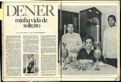 lindos vestidos de noiva criados por Dener - Pesquisa Google Uma galeria com fotos históricas e croquis do estilista brasileiro Dener