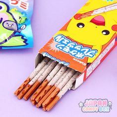 Here are some of the most popular candies in Asia- how many have you tried? Japanese Treats, Japanese Candy, Japanese Food, Pokemon Snacks, Popular Candy, Kawaii Bento, Kawaii Dessert, Drawing Anime Clothes, Bento Recipes
