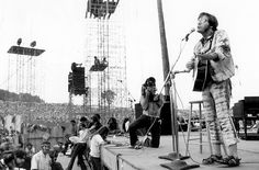 The Woodstock Music Festival of 1969 has become an icon of the 1960s hippie counterculture. Description from klyker.com. I searched…