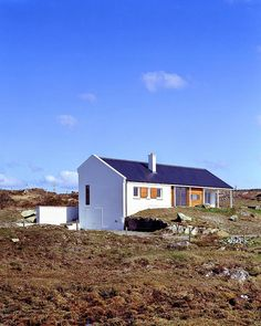 The Weekend House, Connemara Weekend House, Connemara, Coastal, Shed, Outdoor Structures, Mansions, House Styles, Architects, Cottage