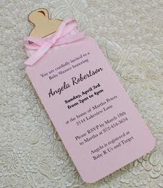 DIY Bottle Baby Shower invitation template for baby girl from #DownloadandPrint. http://www.downloadandprint.com/templates/baby-bottle-girl-shower-invitation-template/
