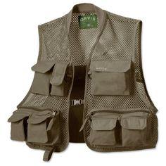 Orvis Clearwater Mesh Fishing Vest, Olive, Medium  http://fishingrodsreelsandgear.com/product/orvis-clearwater-mesh-fishing-vest/?attribute_pa_size=medium&attribute_pa_color=olive