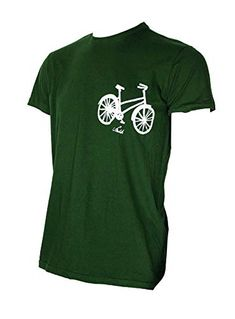 Bici 11 Camiseta Blanca para Hombre, 100% algodón y Pintura orgánica Transpirable. Talla XL 76/59 cm. Berlato Mens Tops, T Shirt, Fashion, Green Tee, Cotton T Shirts, Photo Storage, Pintura, Men, Bottle
