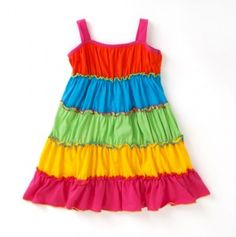 simple, cute & perfect party dress. Great sewing inspiration!