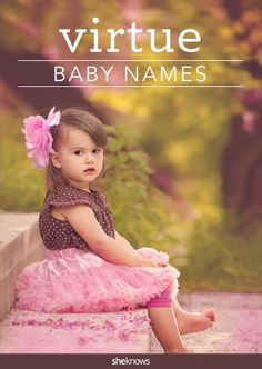 Virtue names are normally more popular among girls than boys, but we can see the draw for either sex: The classic names are both spiritual and unique.