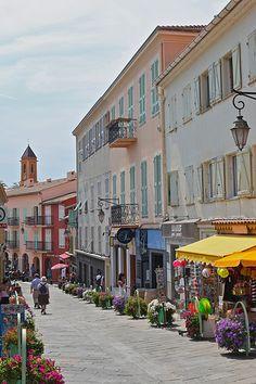 Cap Ferrat, Alpes Maritimes. French Riviera. France