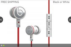 Monster urBeats Stereo Headset by Dr. Dre – $54 Shipped!