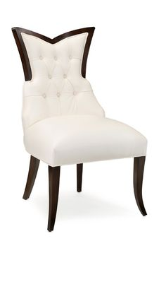 Luxury Designer White Leather Chair, so elegant, inspire your friends and followers interested in luxury interior design, with new trending furniture, home decor and accessories, from Hollywood. Inc Bedroom & Living Room Furniture, Lighting, Wall Mirrors, Home Accessories & Gift Ideas. Over 3,500 inspirations to choose from to share and inspire with our one easy 1 Click Pinterest Pin Button enjoy & happy pinning