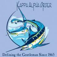 Kappa Alpha Order fish theme!