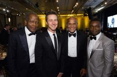 (Left to right): Sidney Poitier, Edward Norton, Jean Hersholt Humanitarian Award recipient Harry Belafonte and David Oyelowo attend the 6th Annual Governors Awards   See more photos here: http://www.redcarpetreporttv.com/2014/11/10/its-official-awards-season-has-started-the-academys-2014-governors-awards-honors-harry-belafonte-maureen-ohara-hayao-miyazaki-and-jean-claude-carriere-theacademy-governorsawards-photos/