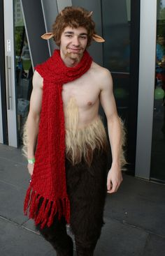 Mr. Tumnus of Narnia (from The Lion, The Witch and The Wardrobe)